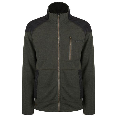 Front - Regatta Great Outdoors Herren Fleecejacke Callister