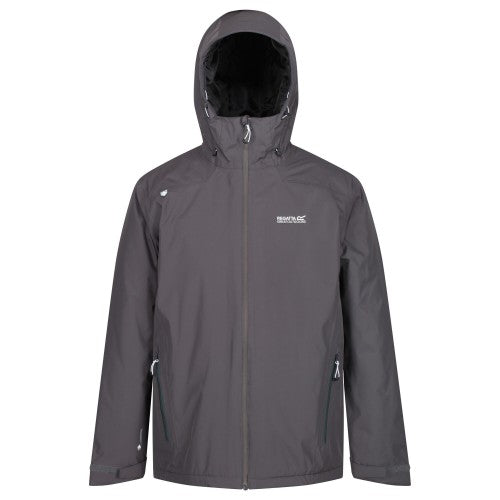 Front - Regatta Herren Outdoorjacke Thornridge II
