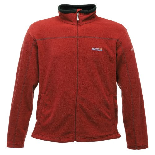 Front - Regatta Great Outdoors Herren Adventure Tech Fairview Fleecejacke