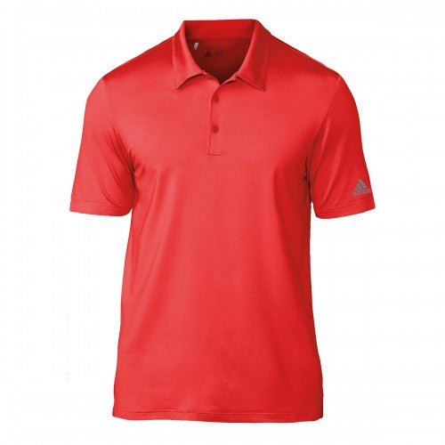Front - Adidas Herren Ultimate 365 Polo-Shirt