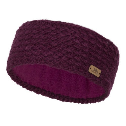 Front - Trespass Damen Bryony Winter Stirnband