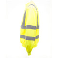 Neongelb - Close up - Yoko Hi-Vis Heavyweight Pullover