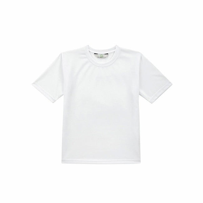 weiß - Front - Xpres Kinder T-Shirt