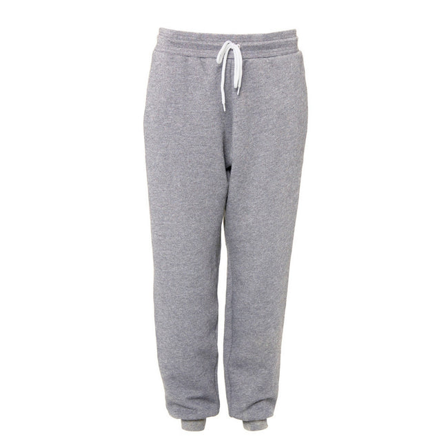 Athletik Grau meliert - Front - Bella + Canvas Unisex Jogger Sweatpants