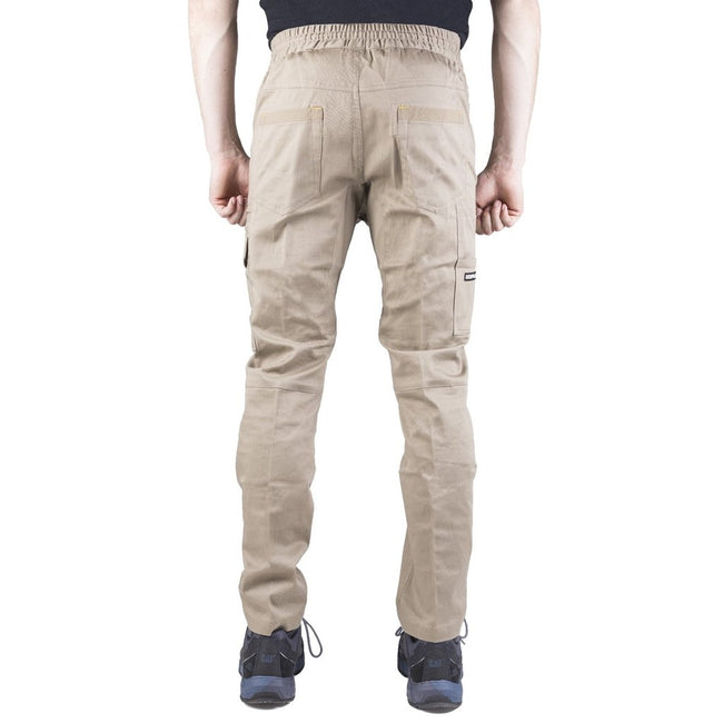 Khaki - Back - Caterpillar Herren Dynamic Hose