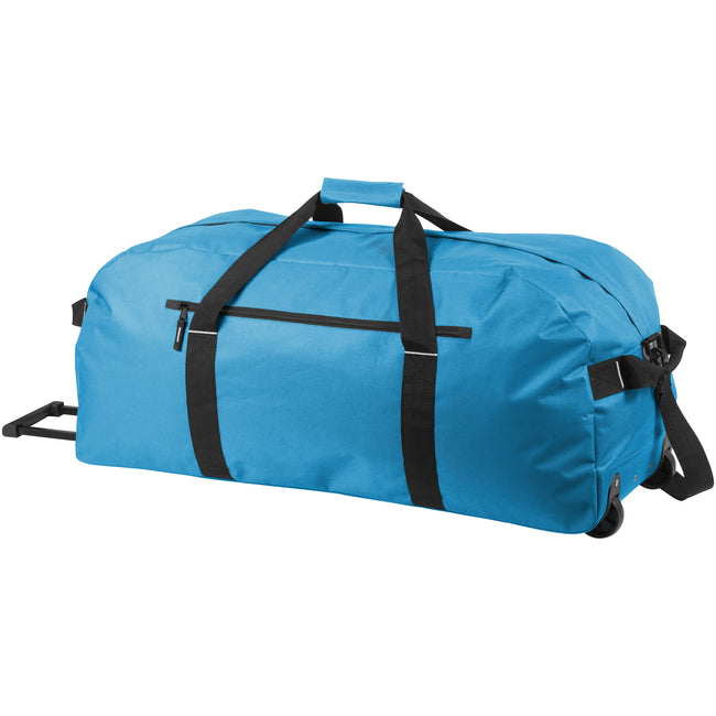 Blau - Front - Bullet Vancouver Trolley Reise Tasche