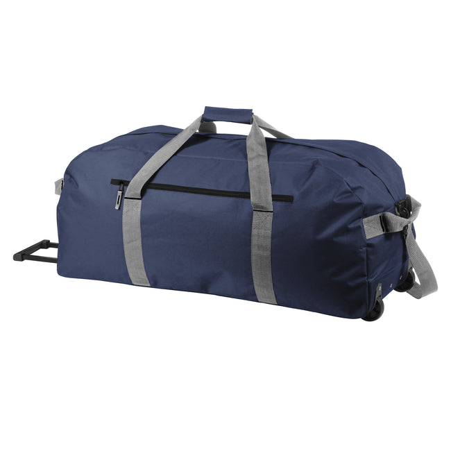 Marineblau - Front - Bullet Vancouver Trolley Reise Tasche