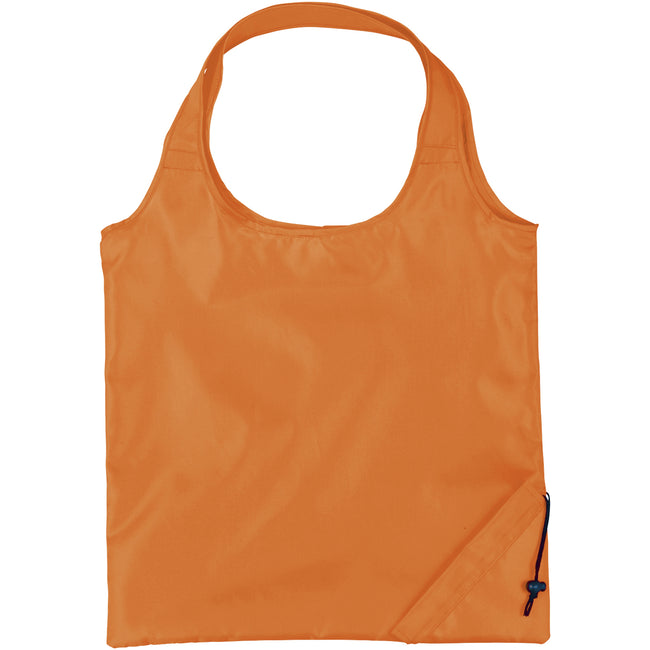 Orange - Front - Bullet Bungalow Faltbare Polyester Tasche