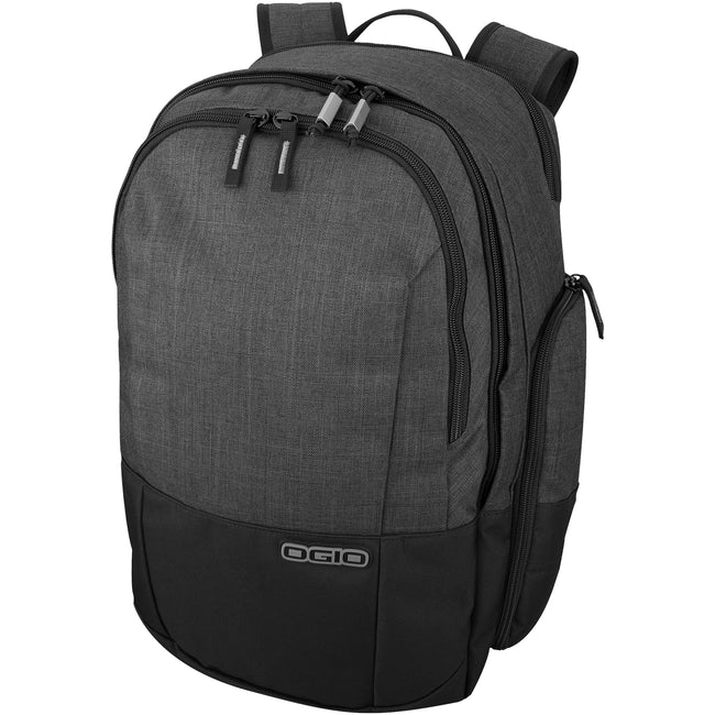 Grau - Front - Ogio Rockwell 15in Laptop Backpack