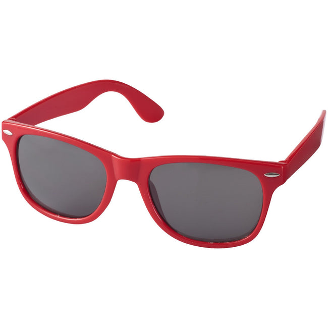Rot - Front - Bullet Sun Ray Sonnenbrille