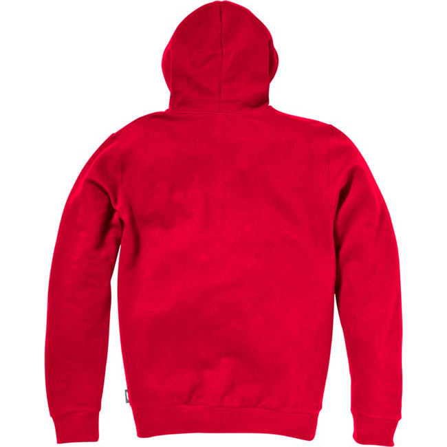 Rot - Close up - Slazenger Herren Kapuzenjacke
