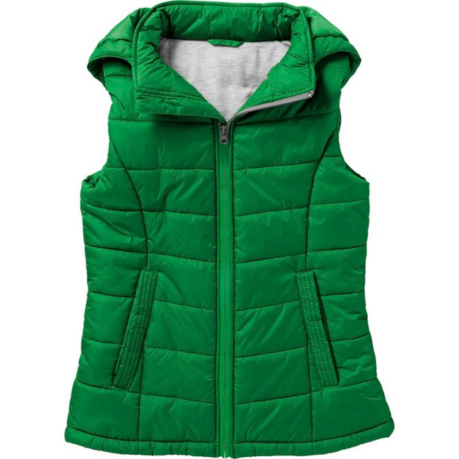 Bright Grün - Back - Slazenger Mixed Doubles Damen Bodywarmer