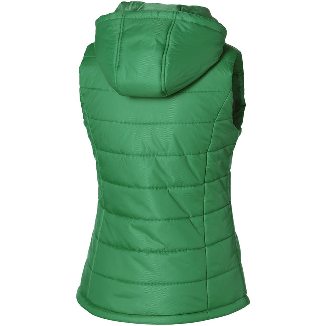 Schwarz - Side - Slazenger Mixed Doubles Damen Bodywarmer