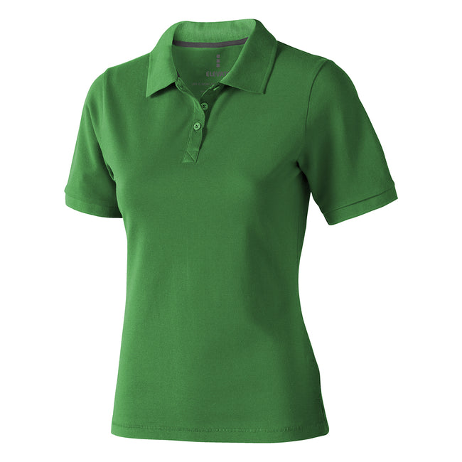 Pflaume - Back - Elevate Calgary Kurzarm Damen Polo