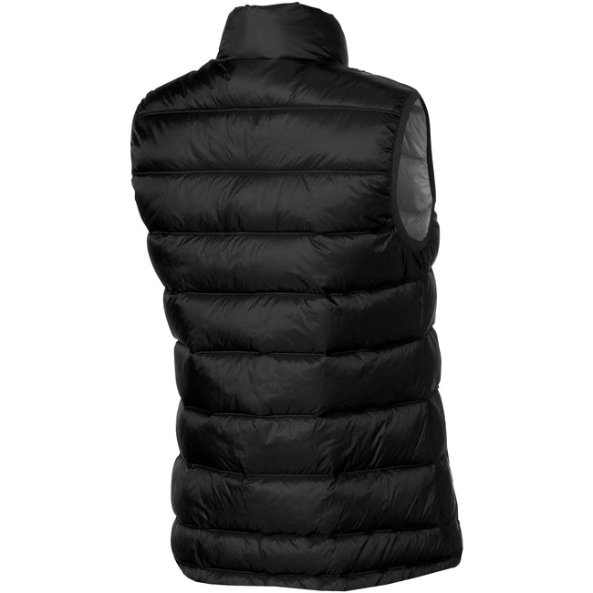 Schwarz - Back - Elevate Damen Mercer Bodywarmer