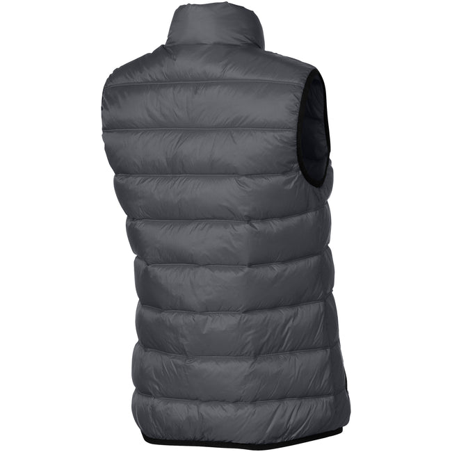 Stahl Grau - Back - Elevate Damen Mercer Bodywarmer