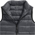 Stahl Grau - Side - Elevate Damen Mercer Bodywarmer