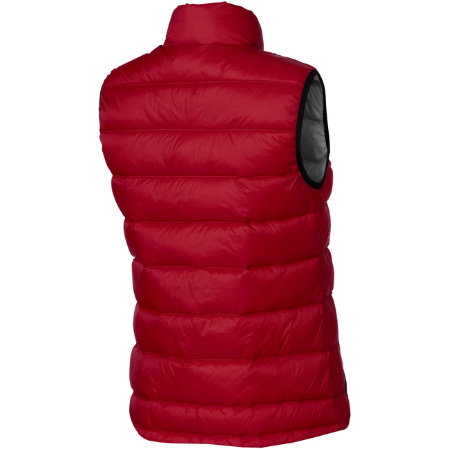 Rot - Back - Elevate Damen Mercer Bodywarmer