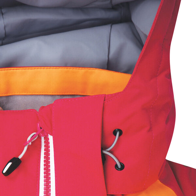 Orange-Pink - Front - Dare2B Damen Jacke Contrive