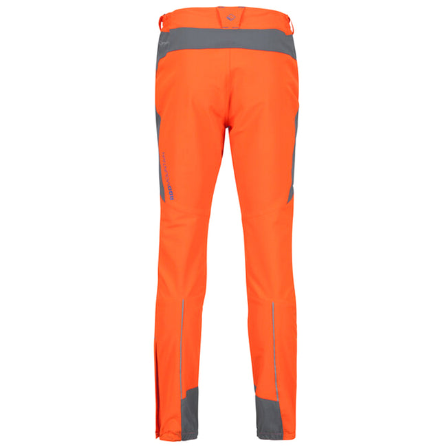 Grau-Orange - Lifestyle - Regatta Great Outdoors Herren Stretch-Wanderhose