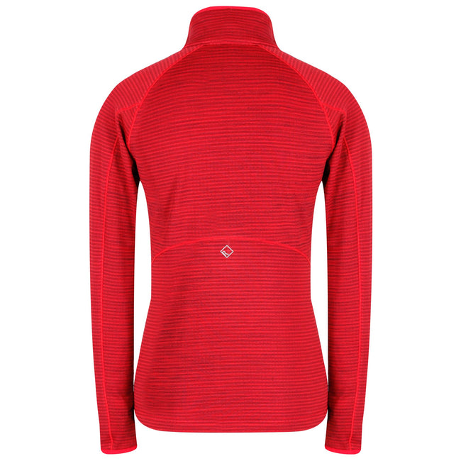 Klassisches Rot - Back - Regatta Damen Fleecetop Yonder
