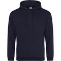 Magenta Magic - Side - Awdis Unisex Kapuzenpullover - Kapuzen-Sweatshirt