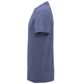 Orange - Back - Tri Dri Herren Fitness T-Shirt, kurzärmlig