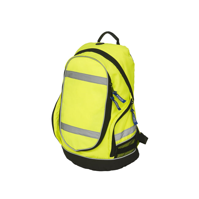 Gelb - Front - Yoko High Visibility London Rucksack