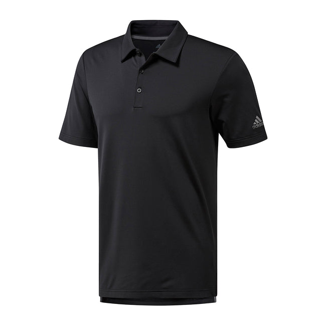 Rot - Front - Adidas Herren Ultimate 365 Polo-Shirt