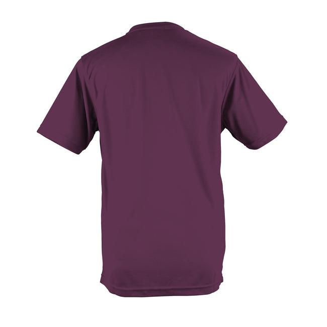 Limette - Side - Just Cool Herren Performance T-Shirt