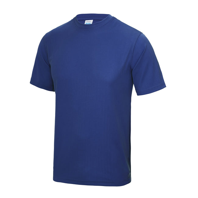 Oxford Marineblau - Side - Just Cool Herren Performance T-Shirt