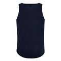 Hellgrau - Front - Just Cool Herren Sport Tank Top Gym