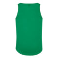 Limette - Front - Just Cool Herren Sport Tank Top Gym