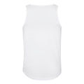 Schneeweiß - Side - Just Cool Herren Sport Tank Top Gym