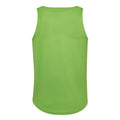 Olive - Front - Just Cool Herren Sport Tank Top Gym