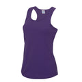 Kellygrün - Side - Just Cool Damen Sport Tank Top
