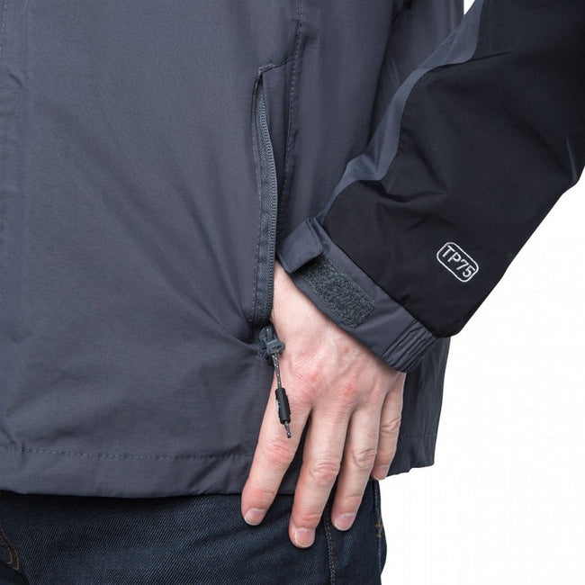 Flint - Close up - Trespass Herren Phelps Jacke