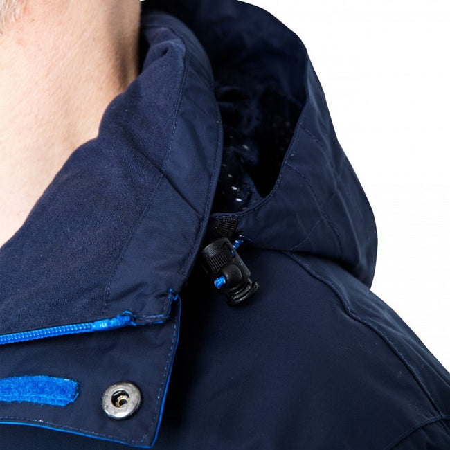Leuchtblau - Close up - Trespass Herren Phelps Jacke