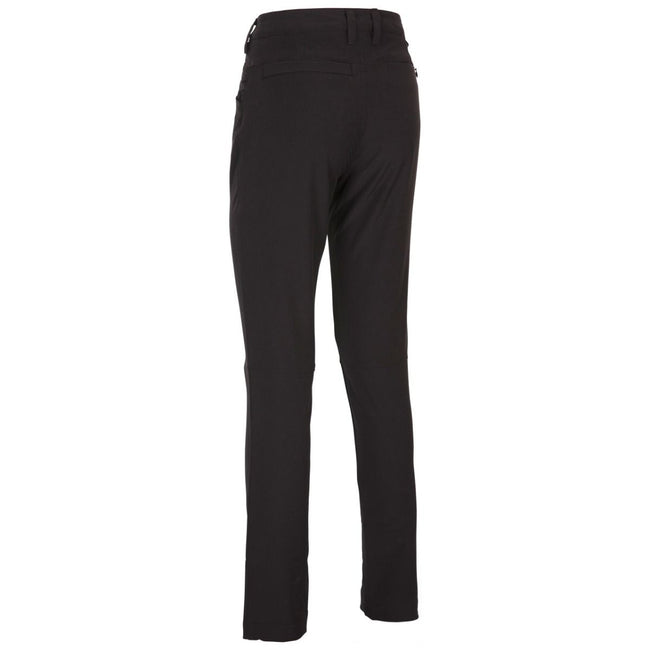 Schwarz - Side - Trespass Damen Hose Catria