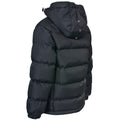 Schwarz - Back - Trespass Kinder Jungen Tuff Winterjacke - Steppjacke
