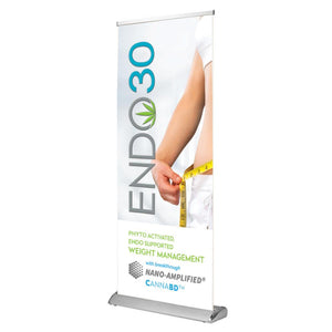 ENDO30™ Retractable Banner