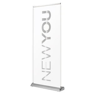 NEWYOU™ Logo Retractable Banner