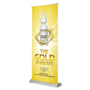 CB2 PLUS™ Retractable Banner
