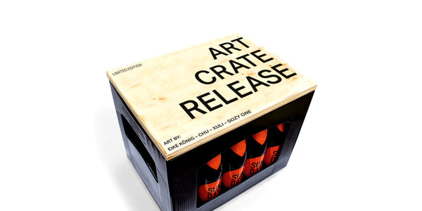 ART. AND UNION: LIMITED EDITION ART CRATES