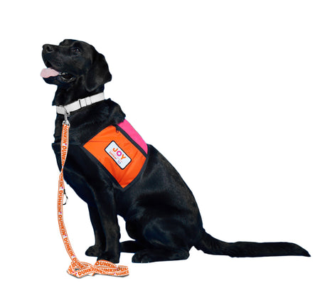 Dogs Love Dunkin' Dog Leash