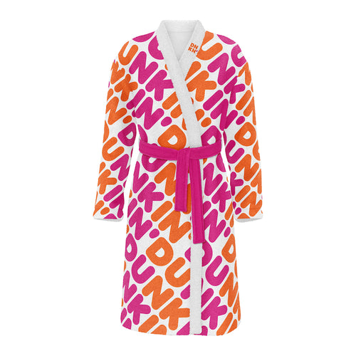 Dunkin' Treat Yoself Bathrobe