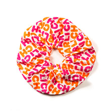 Load image into Gallery viewer, Charli x Dunkin' Oversized Scrunchie Set ( 2 pieces )