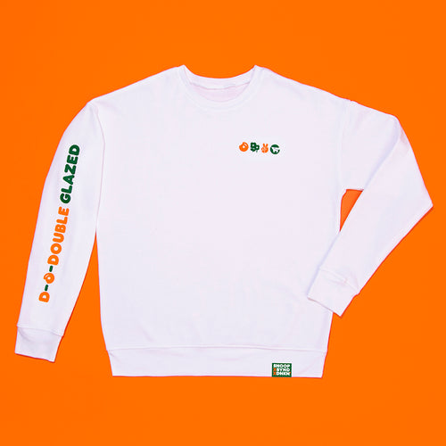 D-O-Double Glazed Sweatshirt
