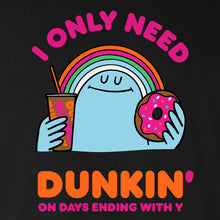 Load image into Gallery viewer, DAILY DUNKIN' DRINKER TEE