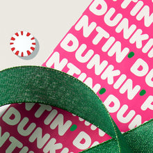 Load image into Gallery viewer, DUNKIN' PEPPERMINT SCENTED WRAPPIN' PAPER